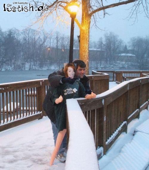 Ich und meine Freundin