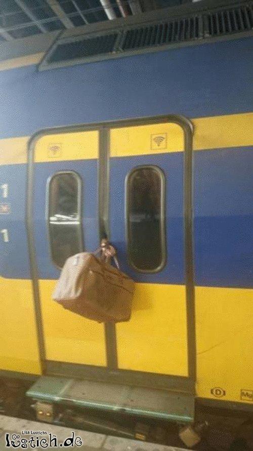 Langsames Gepäck