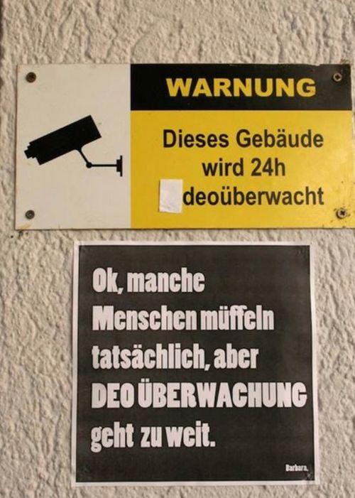 Deoüberwachung
