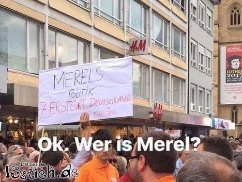 Wer ist Merel?
