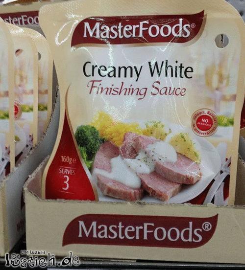 Finishing-Sauce