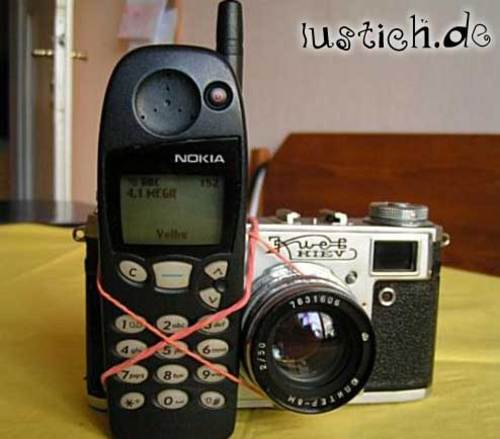 Kamerahandy