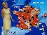 Wettervorhersage Frankreich