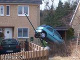 Unmöglicher Parkplatz