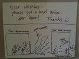 Ärger mit den Nachbarn