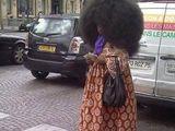 Riesen-Afro