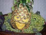 Ananas-Lady