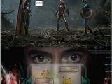 Iron Man kämpft