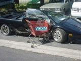 Der Nokia Einkaufswagen