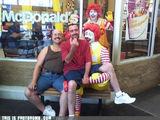 Überall Ronalds