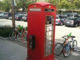 Verquere Telefonzelle