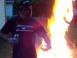 Freudiges Feuer