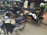 Das Batmobil indischer Art