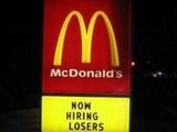 McDonalds stellt ein