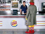 Burger Kind Werbung