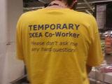 Temporärer Mitarbeiter