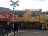 Zugfahrer