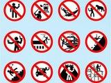 Selfie-Schilder