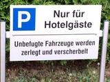 Rechtmäßiges Parken