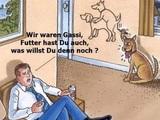 Was Hunde wollen