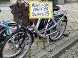 Fahrrad leihen