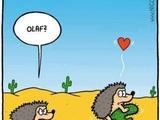 Olafs wahre Liebe