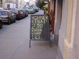 Leckerer Kebab