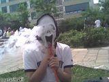 Rauch aus den Augen