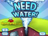 Wir brauchen Wasser