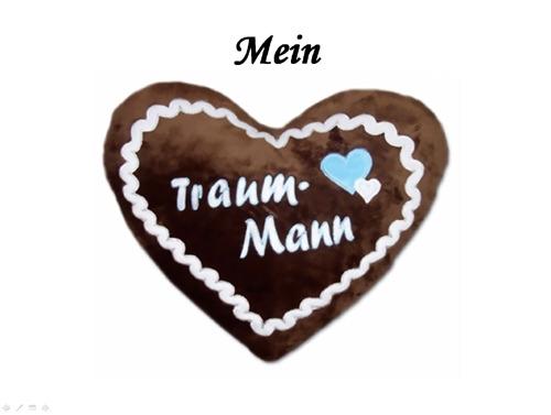 Mein Traummann Powerpoint - lustich.de