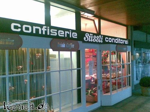 Confiserie Süssli