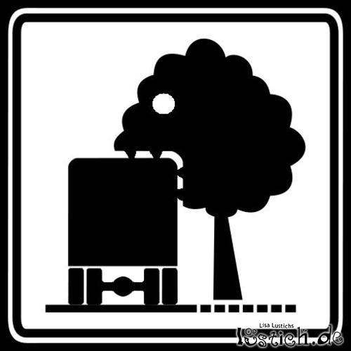 Vorsicht Baum