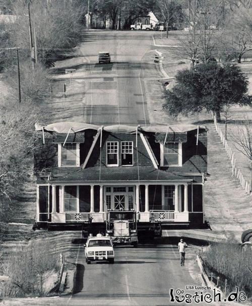 Haus auf Rädern