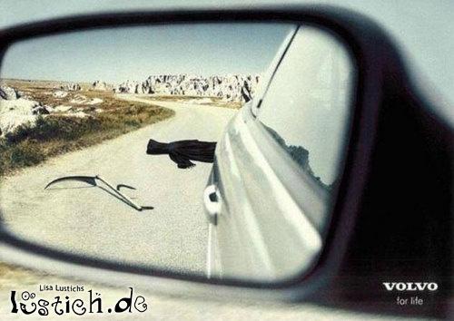 Volvo gegen den Tod