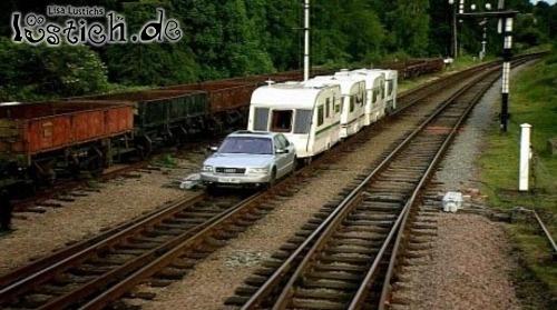 Zug in Holland