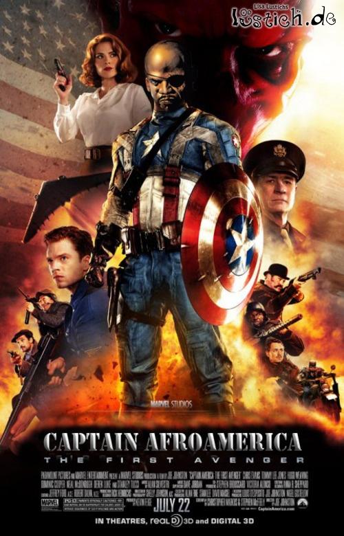 Captain Afroamerica
