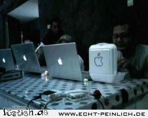 Apple Laptop für arme
