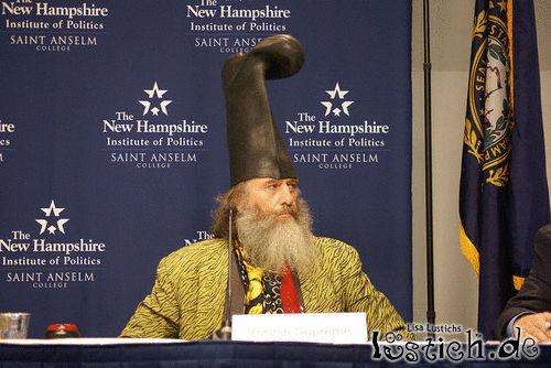 Wirklich schicker Hut