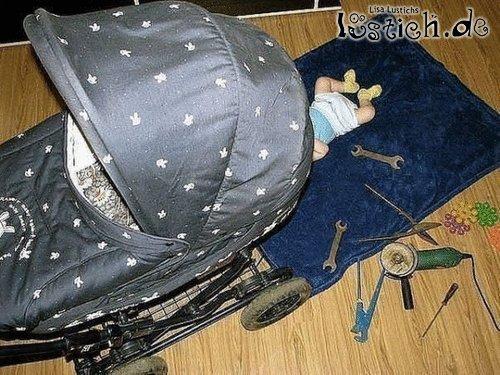 Mechanikerbaby