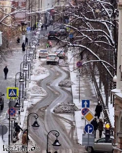 Straßenlinie