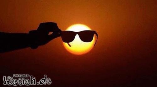 Coole Sonne