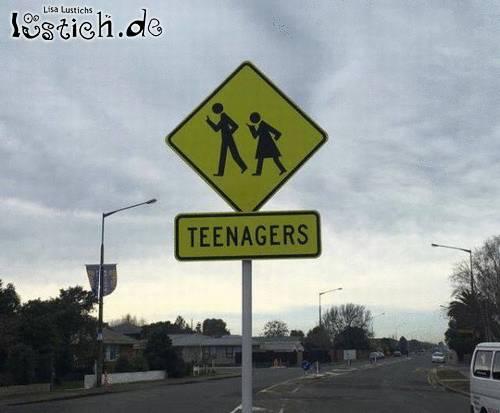 Besonders vorsichtig sein!
