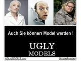Hässliche Models