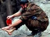 Füße waschen