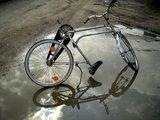 Das Fahrrad mit Diebstahlsicherung