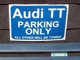Nur Audi TT