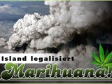 Island legalisiert Marihuana