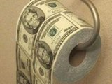 Dollar-Klopapier