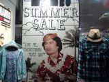Gaddafi im Sommerschlussverkauf