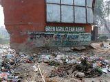 Grünes und Sauberes Agra